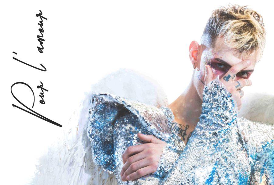 """Oggi esce """"Pour l'amour"""", il nuovo album di Achille Lauro (AUDIO)"""