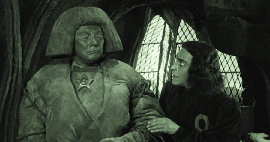 """""""Il Golem"""" restaurato in 4K film di pre-apertura della 75esima Mostra di Venezia"""