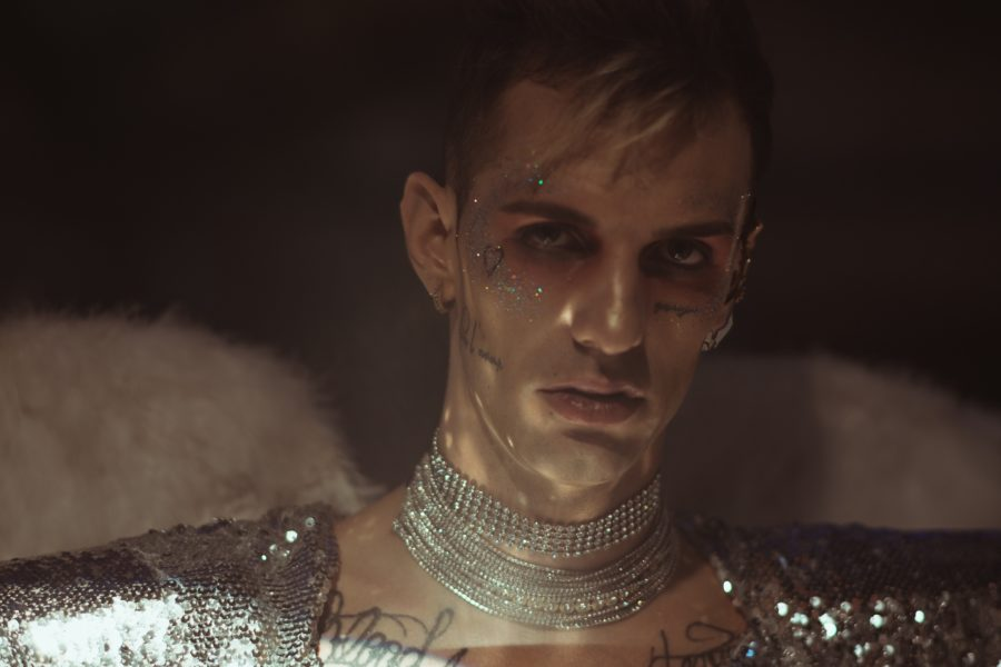"Achille Lauro: online il video di ""Angelo Blu"" feat. Cosmo"