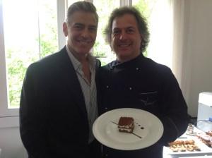 Tino Vettorello George Clooney