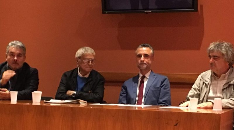 Raffaele Pisu presenta il restauro di Italiani Brava Gente