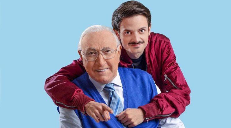 Sanremo Giovani, al timone un'inedita coppia: Baudo e Rovazzi