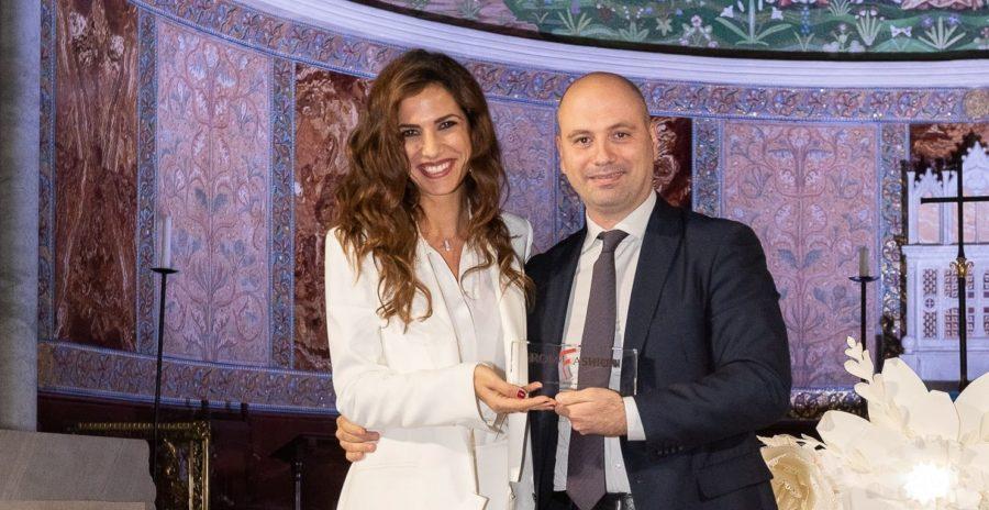 A RomaFashion White 2018 brilla la stella di Roberta Morise