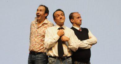 Gli amici non hanno segreti: parola di Antonello Costa. Fino al 18 novembre al Tirso de Molina