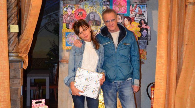"""Cristopher Lambert e Camilla Ferranti testimonial d'eccezione per """"Un dono per te 2"""" (GALLERY)"""
