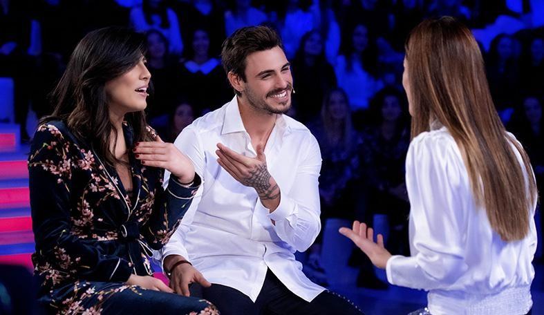 Giulia Salemi e Francesco Monte: a Verissimo rivelazioni sulla loro storia
