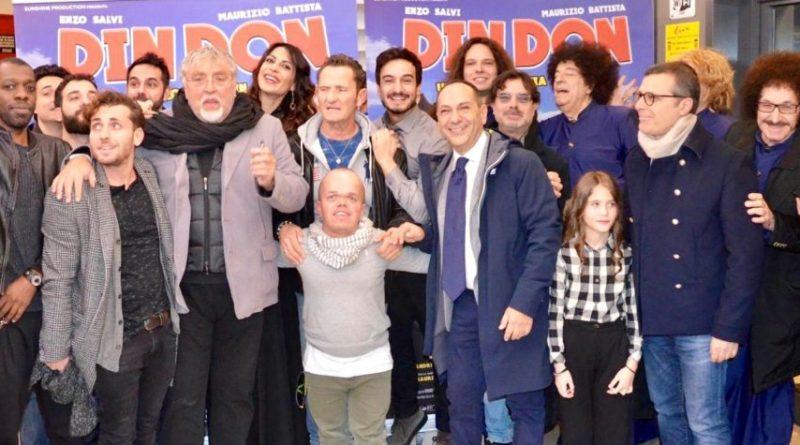 """Dal cinema alla tv: su Italia 1 arriva """"Din Don - Una parrocchia in due"""""""