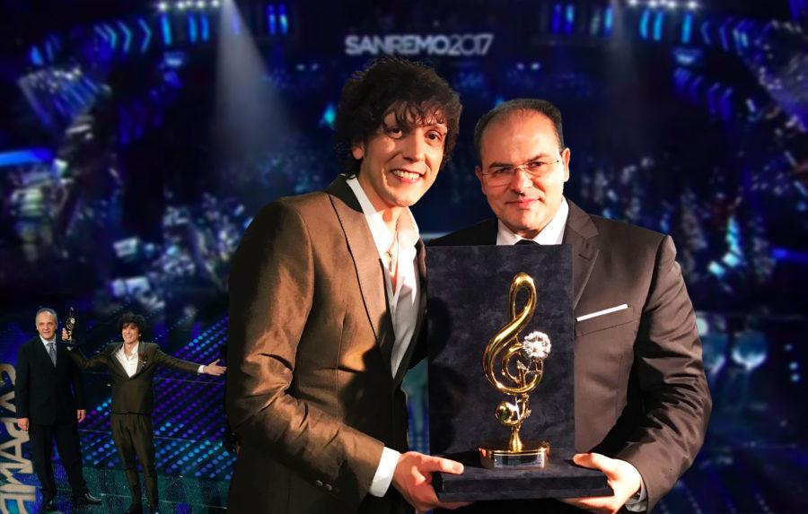 Sanremo 2019: i premi dei big firmati da Michele Affidato