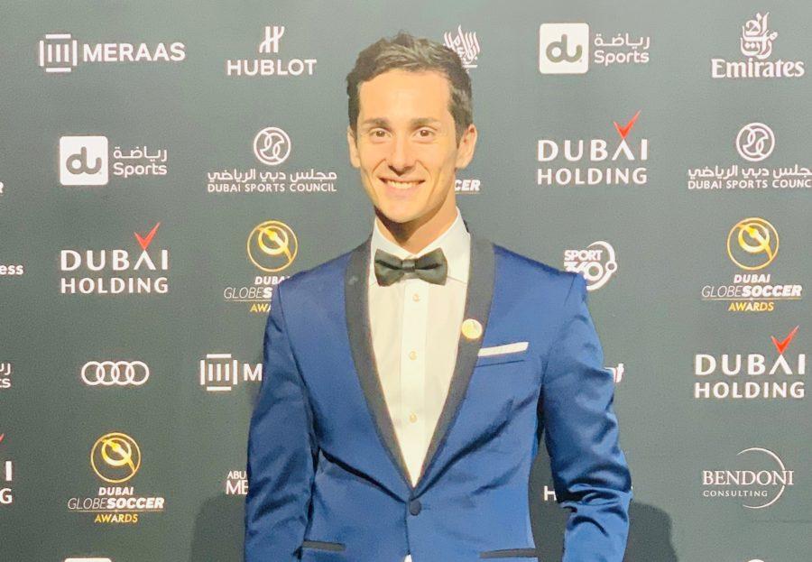 Da Parigi a Dubai sotto il segno della danza: l'ascesa internazionale di Vincenzo Mingolla