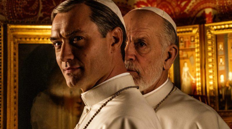 The New Pope: la prima immagine ufficiale della serie di Paolo Sorrentino