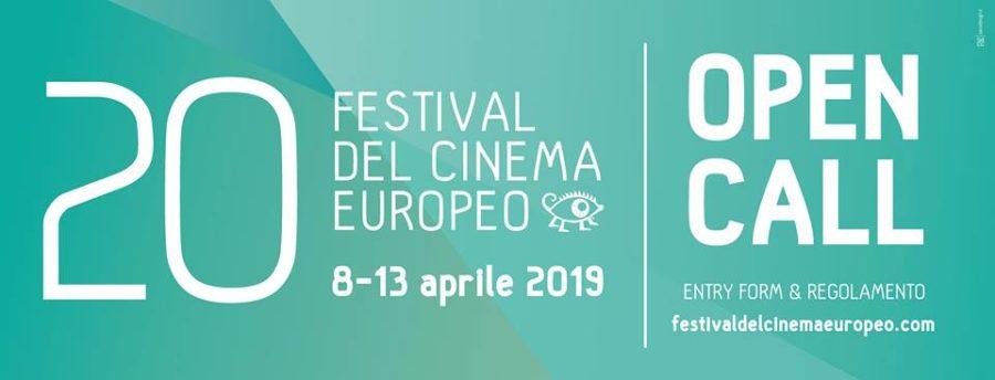 A Lecce il XX° Festival del Cinema Europeo (8-13 aprile 2019)