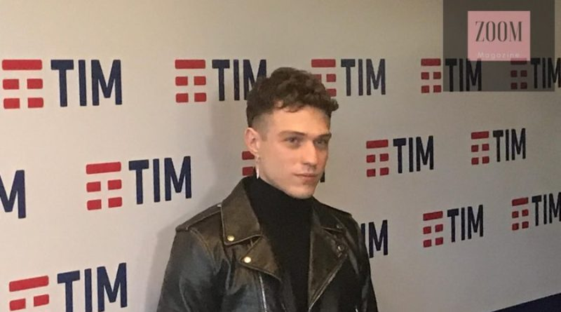 """Sanremo 2019, Irama: """"Non penso alla vittoria"""" (conferenza stampa)"""