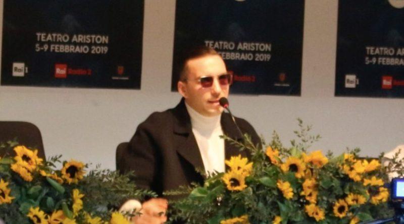 """Sanremo 2019, Briga: """"Mi inginocchio davanti a Patty perché se sono qui è grazie a lei"""""""