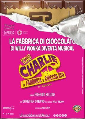 musical charlie e la fabbrica di cioccolato