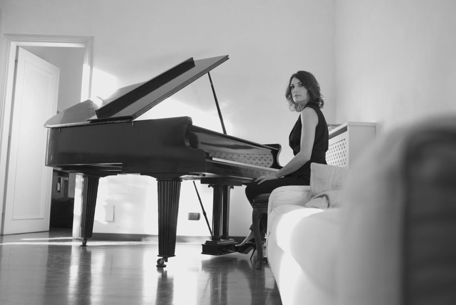 """""""Leda And The Swan"""": il nuovo singolo della pianista Roberta Di Mario"""