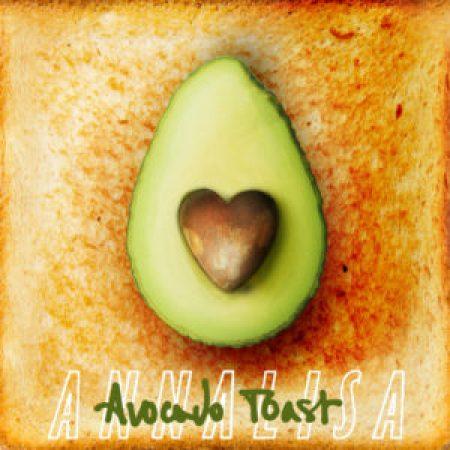 annalisa avocado toast