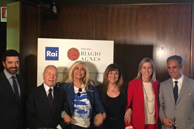 Mara Venier e Alberto Matano al timone del Premio Biagio Agnes 2019