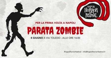 zombie Napoli Horror Festival