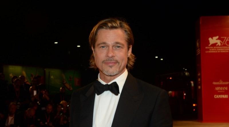 Brad Pitt venezia76