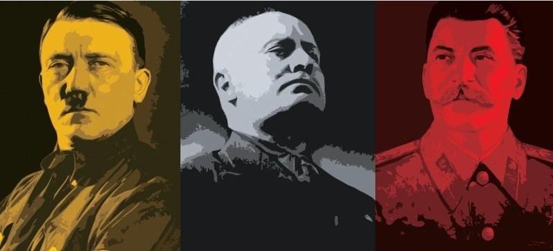 I dittatori non cadono dal cielo