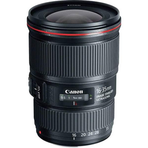 Canon Lens EF 16-35mm f4L IS USM 1