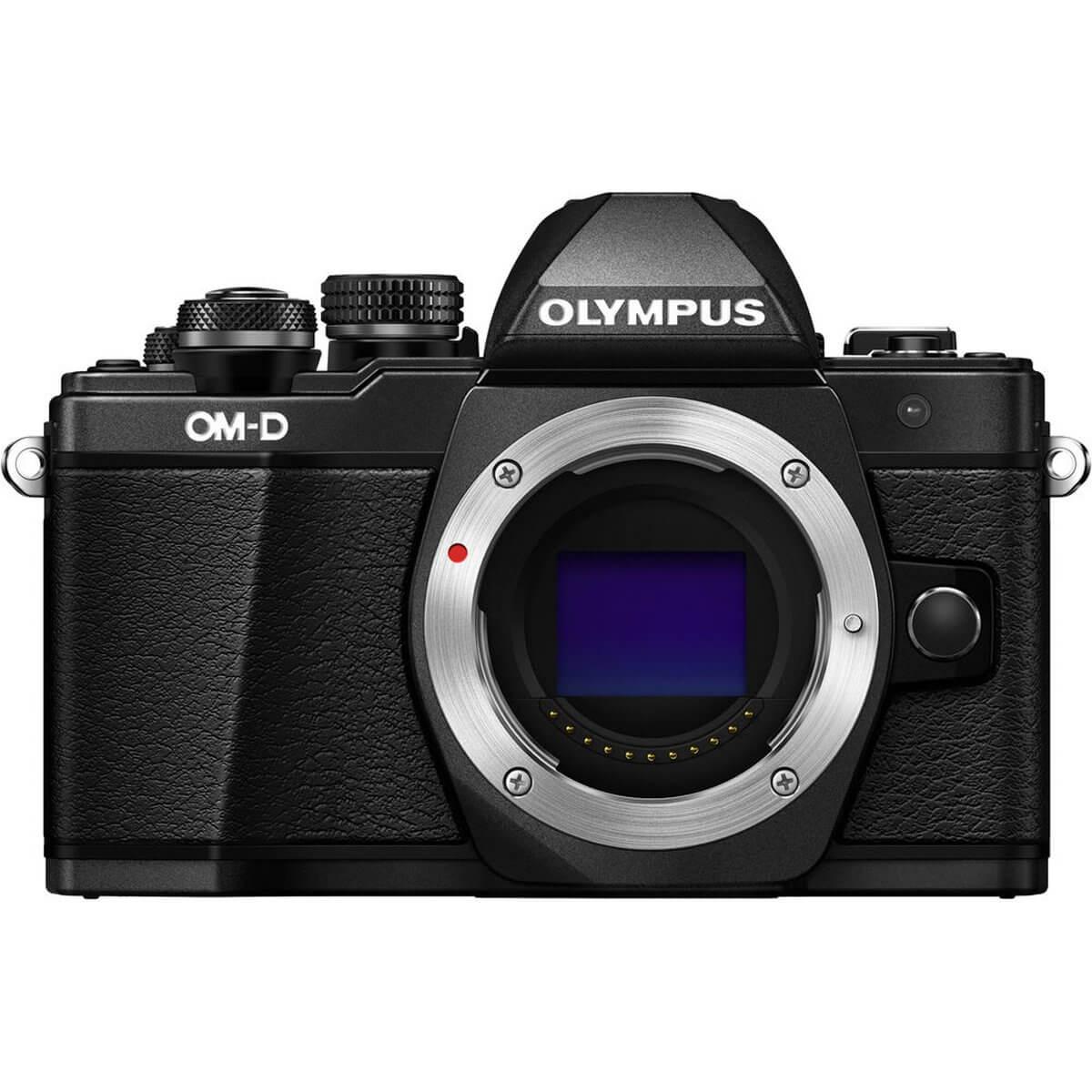 Olympus OM-D E-M10 Mark II Body Black (ประกันศูนย์)