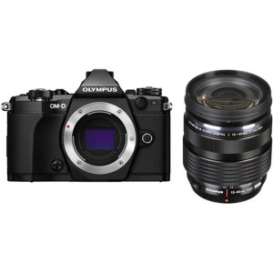 Olympus OM-D E-M5 Mark II 12-40mm Kit black