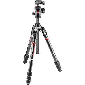 Manfrotto (MKBFRTC4GT-BH) Befree GT Carbon Fibre Black with Ball Head 1