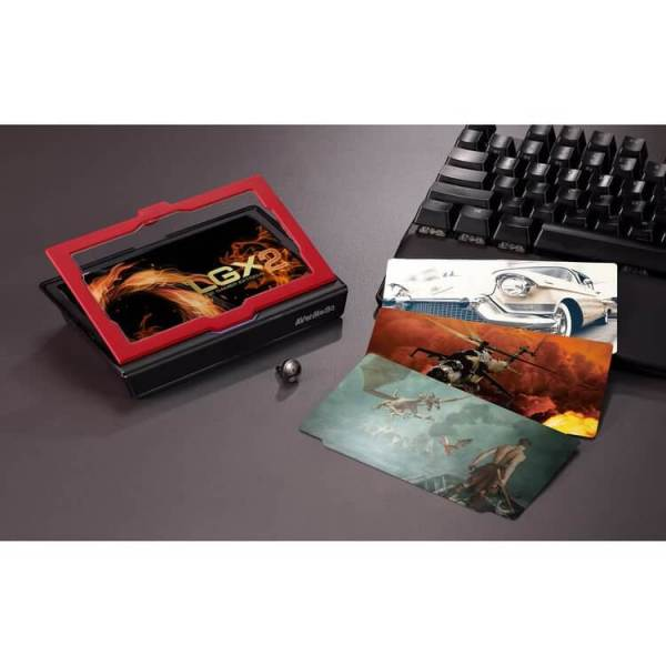 AVerMedia GC551 Live Gamer Extreme2 Ultra-Low Latency Capture Box