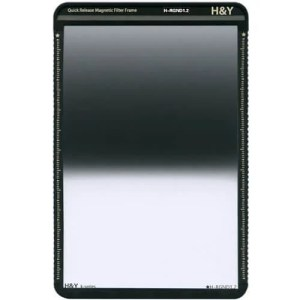 H&Y K-Series 100x150mm (KR12) Reverse GND 1.2 Filter (4 Stops) w Magnetic Frame