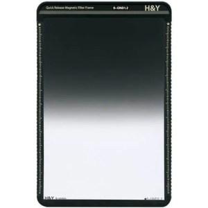 H&Y K-Series 100x150mm (KS12) Soft GND 1.2 Filter (4 Stops) w Magnetic Frame