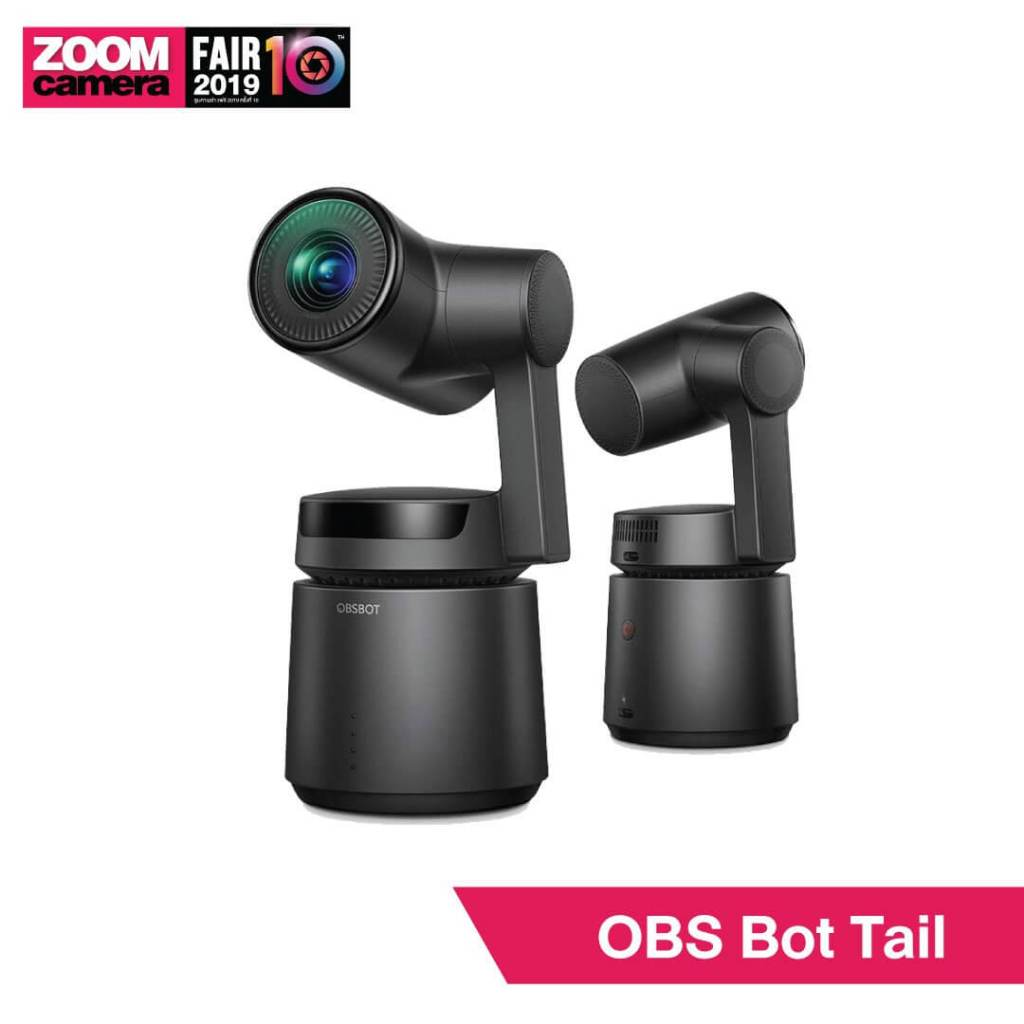 21 ของใหม่ในงาน ZoomCamera Fair 10 ที่คุณไม่ควรพลาด : OBS Bot Tail