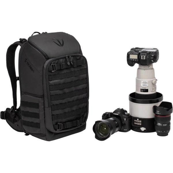 Tenba (637-702) Axis Tactical 24L Backpack - Black