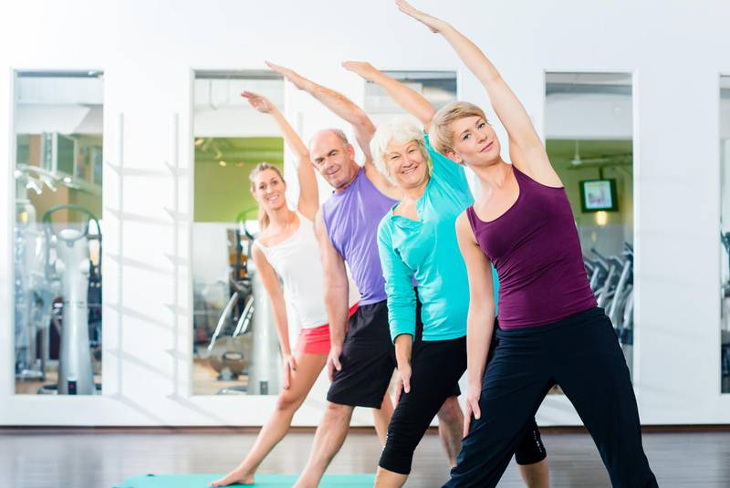 Want A New Fitness Routine In 2019 Five Tips To Help You