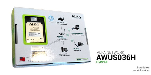 How To Install The Alfa AWUSU36H USB Adapter In Windows 10 ...