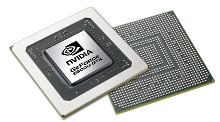 nVidia: GeForce 8800M GTX/GTS GPU per Notebook