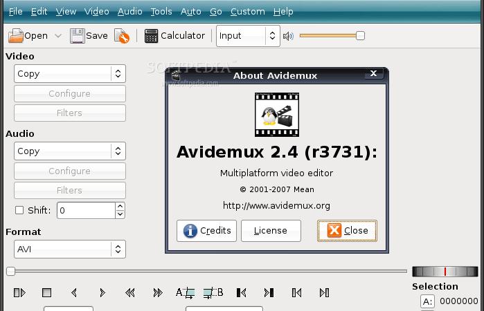 Avidemux 2.4 rilasciata (editing video)