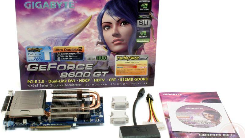 GeForce 9600GT – Prossima al rilascio