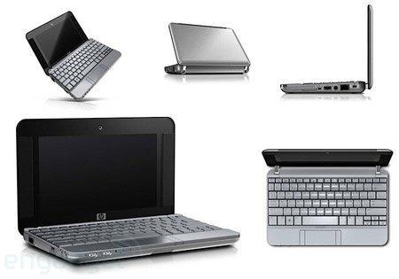 HP Compaq 2133, il nuovo notebook con Linux