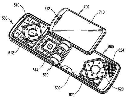 Samsung rilascia un brevetto per il Game-phone