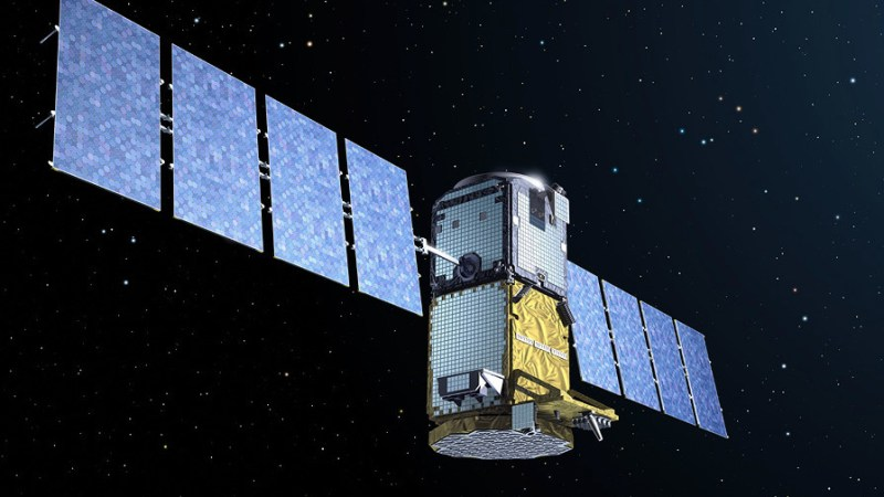 Iniziato il Collaudo di Galileo, il GPS Europeo