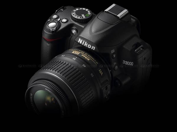 Nikon D3000 la reflex per tutti