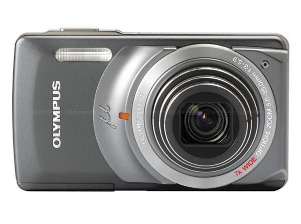 Esce oggi la Olympus µ-7010