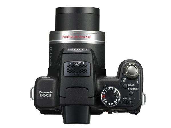 Panasonic-Lumix-FZ38-sopra