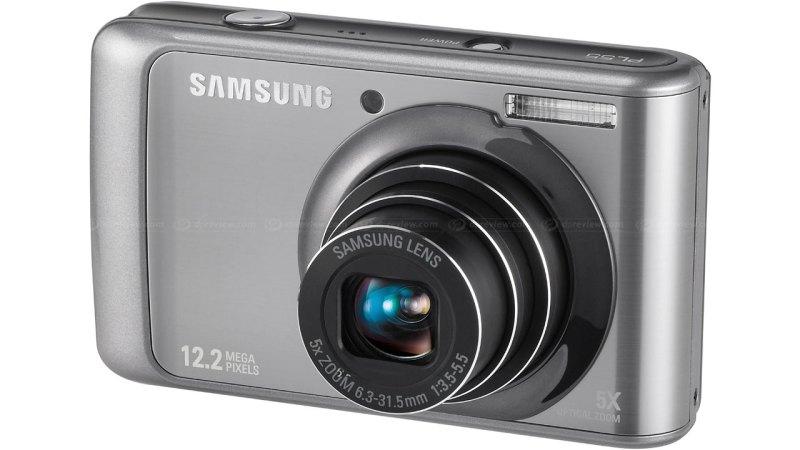 Samsung annuncia la compatta PL55