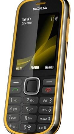 Nokia 3720 Classic, il cellulare robusto certificato IP54