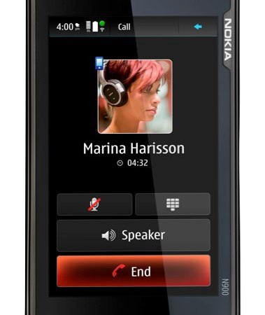 La prima foto ufficiale del Nokia N900