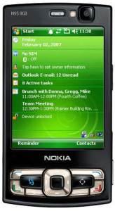 Nokia-n-95-office-windows-mobile