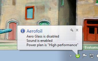 Aumentare Durata Batteria Notebook con Aerofoil