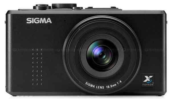 Sigma DP1s compatta digitale